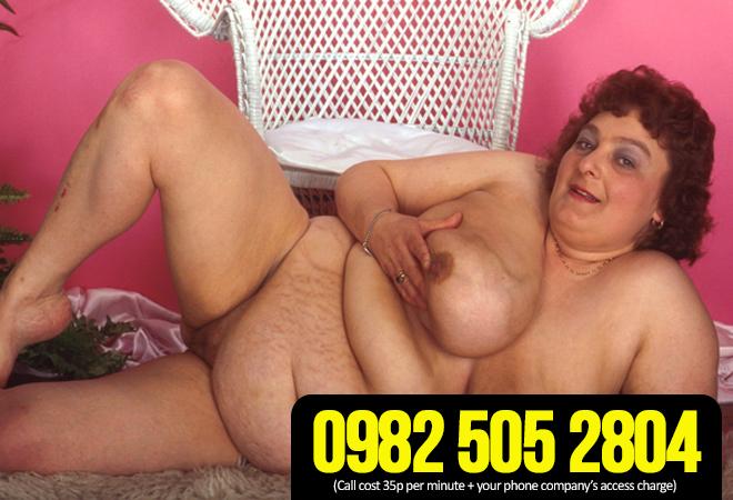 Fat Granny Phone Sex Chat